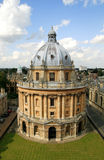The Radcliffe Camera, Oxford University. The Radcliffe Camera designed by James Gibbs and built in Oxford between 1737-1749 to originally house The Radcliffe Stock Image