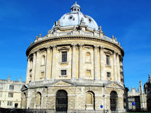 Radcliffe Camera, Oxford University Royalty Free Stock Photos