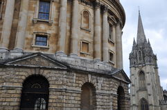 Radcliffe Camera at Oxford University Stock Images