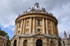 Radcliffe Camera at Oxford University Stock Photo