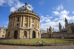 Radcliffe Camera in Oxford Royalty Free Stock Image