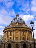 Radcliffe Camera Reading Room, Oxford Royalty Free Stock Photos