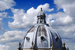Radcliffe Camera Roof Stock Photos