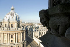 Radcliffe camera university buildings oxford Stock Images