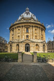 Radcliffe Camera. A view of the Radcliffe Camera in Oxford, England Royalty Free Stock Photography