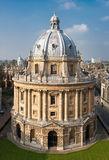Radcliffe Kamera in Oxford, England Lizenzfreie Stockbilder