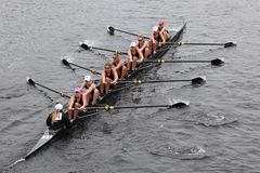 Radcliffe University races in the HOTC Stock Image