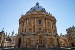 Radcliffecamera, Bodleian-Bibliotheek, Oxford, Oxfordshire, het UK stock fotografie