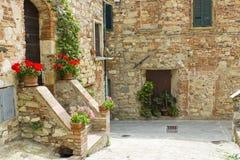 Radda in Chianti Royalty Free Stock Photos