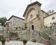Radda in Chianti Stock Images
