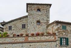 Radda in Chianti stock photos