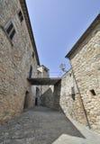Radda in Chianti, Toscanië, Italië royalty-vrije stock foto