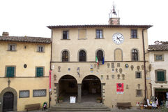 Radda in Chianti, Tuscany, Italy Stock Photo