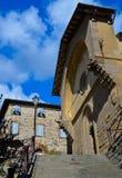 Radda dans Chianti, cure de Saint-Nicolas, Toscane 1 photographie stock