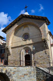 Radda dans Chianti, cure de Saint-Nicolas, Toscane 3 photographie stock libre de droits