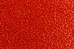 Raddle brown rzemienną teksturę Zdjęcie Royalty Free