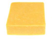 Raddoppi il formaggio di Gloucester fotografie stock libere da diritti