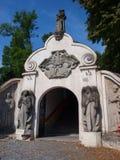 Radecznica圣所,波兰 库存图片