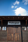 Radegast rail station Royalty Free Stock Image