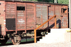 Radegast rail station Stock Images