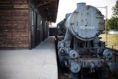 Radegast rail station Royalty Free Stock Photos