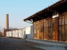 Radegast station, härifrån till evighet arkivfoton
