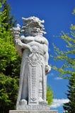 Radegast statue Stock Image