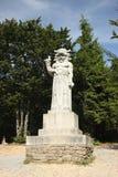 The Radegast statue Royalty Free Stock Image