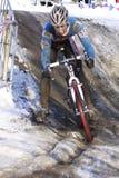 Radek Simunek - czech cyclocross representant Royalty Free Stock Photo