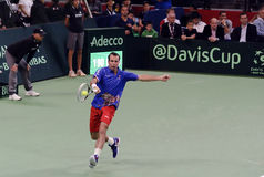 Radek Stepanek-2 Royalty Free Stock Photo
