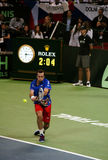 Radek Stepanek Royalty Free Stock Photo