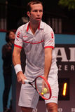 Radek Stepanek (CZE) Royalty Free Stock Photo