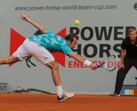 Radek Stepanek, tênis 2012 Imagem de Stock