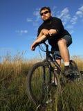 Radfahren 3 Stockfoto