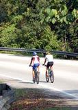 Radfahren Lizenzfreies Stockbild