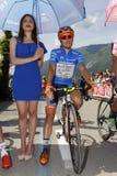 Radfahren: 99. Ausflug von Italien 2016/Stadium 14 Stockfoto
