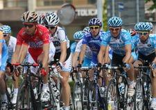 Radfahren: Autogiro dâItalia des Jahrhunderts - 2009 Lizenzfreies Stockfoto