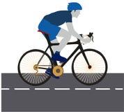 Radfahren-Straßen-Sport Lizenzfreie Stockbilder