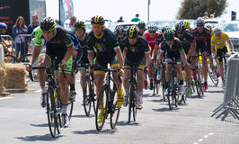 Radfahrenfestival 2013 Eastbournes Lizenzfreies Stockfoto