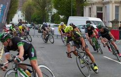 Radfahrenfestival 2013 Eastbournes stockfoto