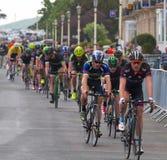 Radfahrenfestival 2013 Eastbournes lizenzfreie stockfotografie