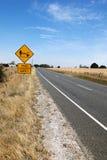 Radfahrensicherheit Lizenzfreies Stockbild