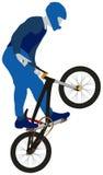 Radfahrensport Stockfotografie