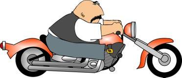 Radfahrer vektor abbildung