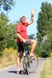 Radfahrer Lizenzfreie Stockbilder