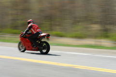 Radfahrer Lizenzfreies Stockfoto