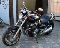 Radfahrermotorrad Artzerhacker stockfoto