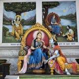 Radha και Krishna στοκ εικόνες