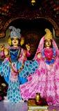 Radha Krishna στοκ εικόνα με δικαίωμα ελεύθερης χρήσης