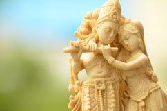 RadhaKrishnan Immagine Stock